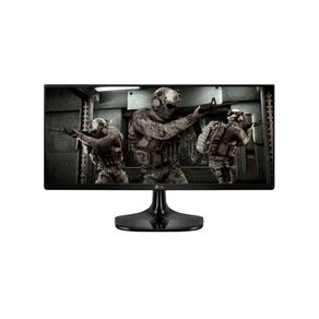 "Monitor Led Gamer 25"" UltraWide Full HD Preto LG"