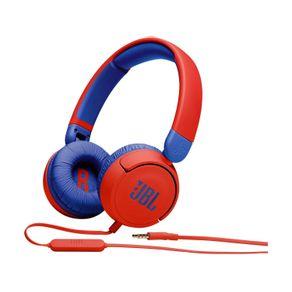 Fone de Ouvido Headphone Kids JR 310 Vermelho JBL