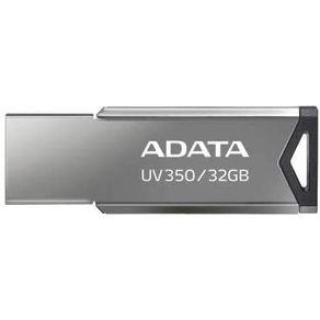 Pendrive 32GB USB 3.2 UV350 Prata Adata