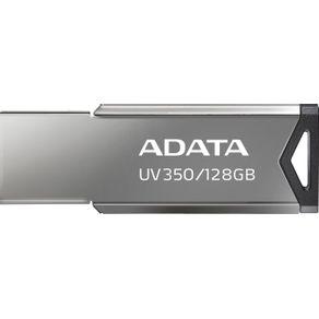 Pendrive 128GB USB 3.2 UV350 Prata Adata
