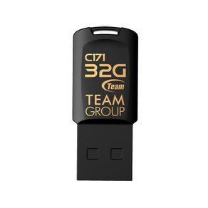 Pen Drive 32GB USB 2.0 C171 Preto Team Group