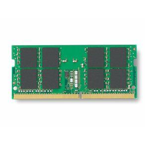 Memoria Ram para Notebook 16GB DDR4 2666Mhz Kingston