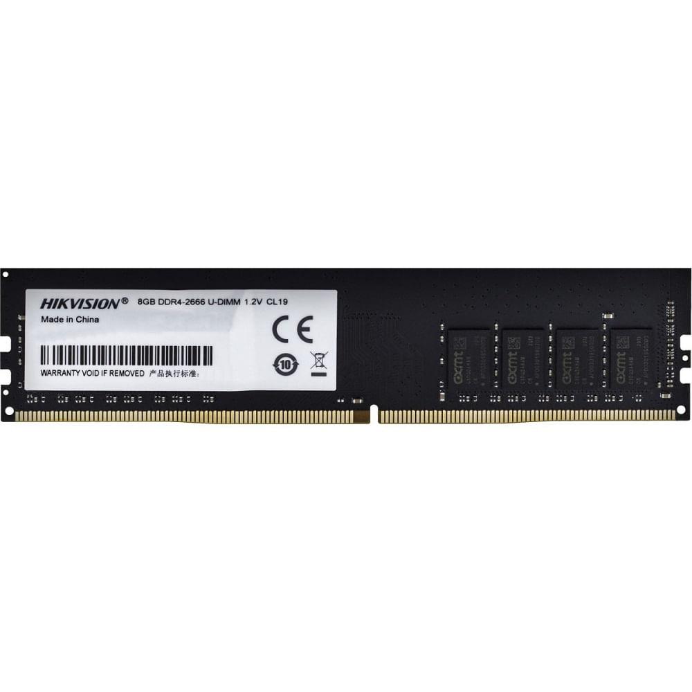 Memoria Ram para Desktop 8GB DDR4 2666Mhz Hikvision