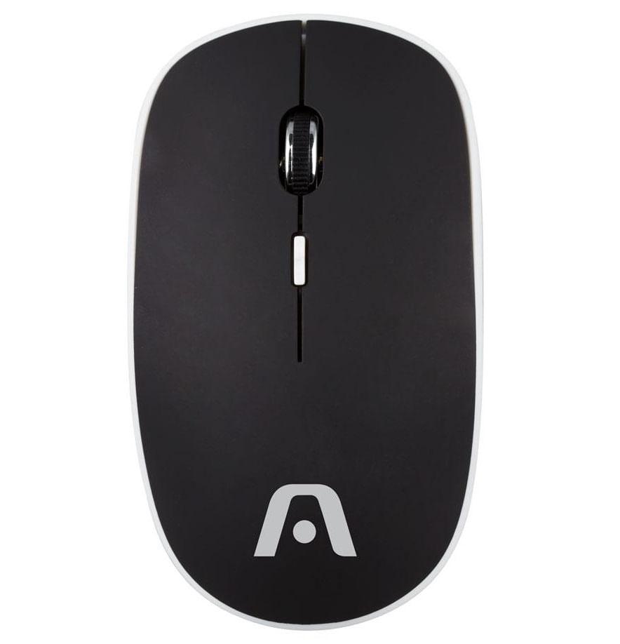 Mouse Sem fio MS31 Preto Argom