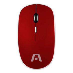 Mouse Sem Fio MS31 Vermelho Argom