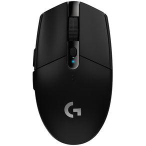 Mouse Gamer Sem Fio G305 Lightspeed Preto Logitech