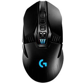 MOUSE USB GAMER WIRELESS G903 Mouse Gamer Sem Fio G903 Lightspeed Preto Logitech