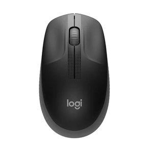Mouse Sem Fio M190 Cinza Logitech