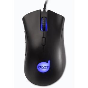 Mouse Gamer USB Axon RGB - Dazz