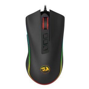 Mouse Gamer USB Cobra RGB Preto - Redragon