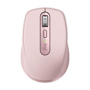Mouse Bluetooh MX Anywhere 3 Rosa Logitech