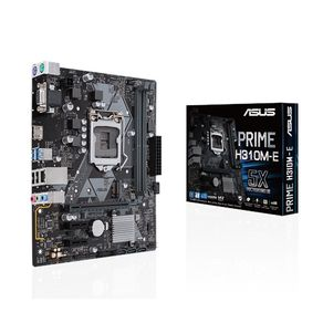 Placa Mae Micro  ATX para Intel LGA  1151 PRIME  H310M-E Asus