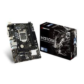 Placa Mae Micro ATX para Intel LGA 1151 H310MHP Biostar