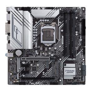Placa Mae Micro ATX para Intel 1200 11/10G  PRIME Z590-PLUS Asus