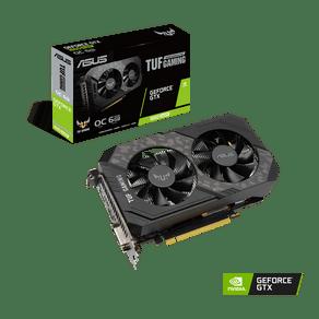 Placa de Video GeForce GTX 1660 Super 6GB GDDR6 Gaming Asus