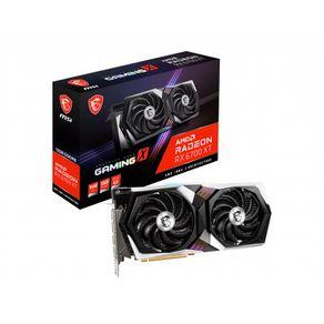 Placa de Video Rad RX 6700XT 12gb GDDR6 MSI