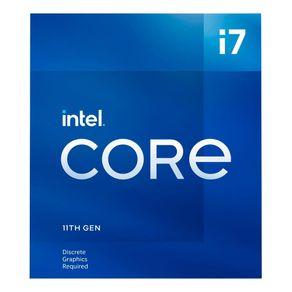 Processador Intel Core I7-11700F (LGA 1200) 2.60 GHz 8Core BX8070811700F Intel