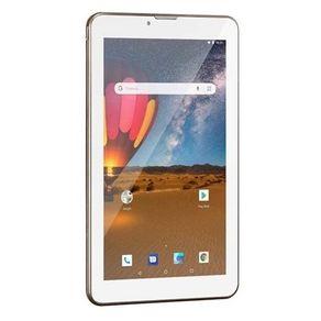 """Tablet M7 Plus 7"""" NB306 3G Android 8.1 16GB Cam 2MP Quad-Core Dourado Multilaser"""