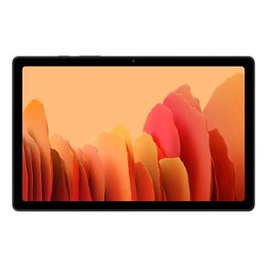 "Tablet Galaxy Tab A7 10.4"" 4G Android 10 64GB Cam 8MP+frontal 5MP Octa-Core Prata Samsung"