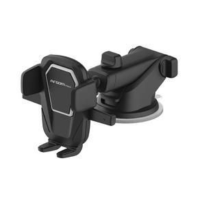 Suporte Veicular para Smartphone One Touch Telescopic ARG-AC-0310BK Argom