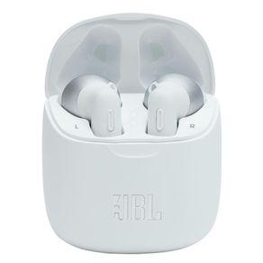 Fone de Ouvido Intra Auricular Tune 225 TWS Bluetooth Branco JBL