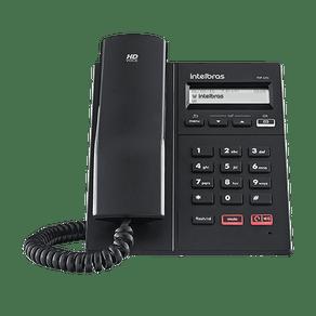 Telefone com Fio IP Identificador de Chamadas TIP 125I Intelbras