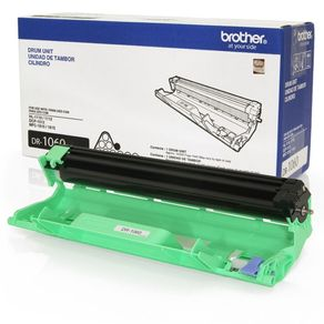 Cilindro para Impressao Laser DR1060 Preto Brother