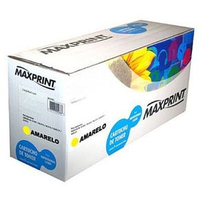 Toner compativel HP 128A Amarelo - CE321A Maxprint