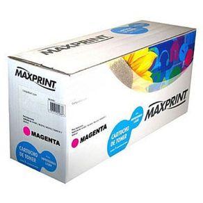 Toner compativel HP 128A Magenta - CE321A Maxprint
