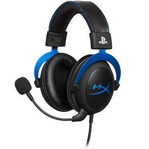 Headset Gamer Cloud Blue PS4 - HyperX