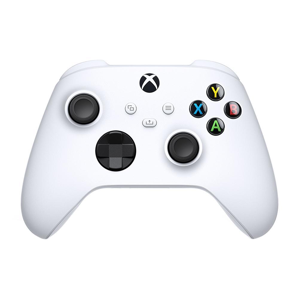 Controle Sem Fio Xbox Robot White - Microsoft