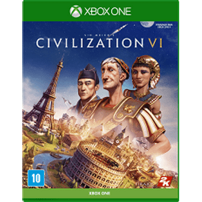 Jogo para Xbox One Civilization VI - 2K Games