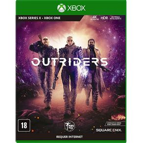 Jogo para Xbox One Outriders - Square Enix