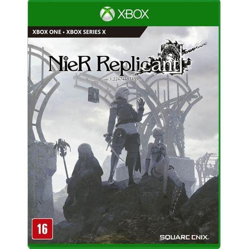 Jogo para Xbox One Nier Replicant Ver. 1.0 - Square Enix