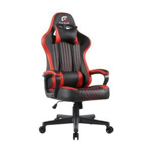 Cadeira Gamer Vickers Preto/Vermelho - Fortrek