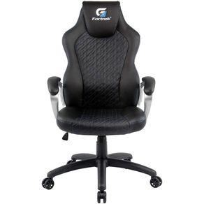 Cadeira Gamer Blackfire Preta/azul - Fortrek