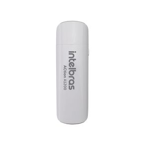 Adaptador Wireless USB Action A1200MBPS - Intelbras