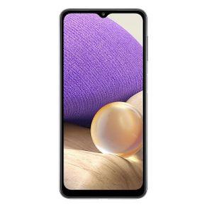 Smartphone Galaxy A32 Dual 4G Android 11 128GB Cam 64MP+8MP+5MP+2MP Camera Frontal 20MP Octa-Core Tela Infinita 6.4 Preto Samsung