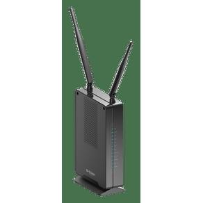 Roteador Wifi AC 1200MB Dualband 2XAnt Gigabit GPON ONT D-Link