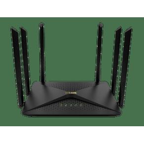 Roteador Wifi AC 1200MB DIR-846 Dualband 6XAnt Mu-Mimo Gigabit D-Link