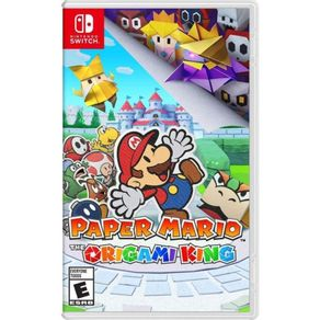 Jogo para Nintendo Switch Paper Mario: Origami King - Nintendo