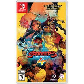 Jogo para Nintendo Switch Street Of Rage 4 - Dotemu