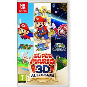 Jogo para Nintendo Switch Super Mario 3D All Stars - Nintendo