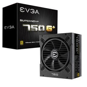 Fonte ATX 750W 80 Plus Gold Fully Modular 120-GP-0750-X1 EVGA