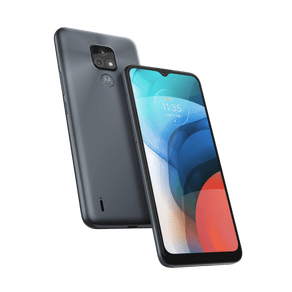 Smartphone Moto E 7 Dual 4G Android 10 64GB Cam Dupla 48MP+2MP Cam frontal 8MP Octa-Core Tela 6,5