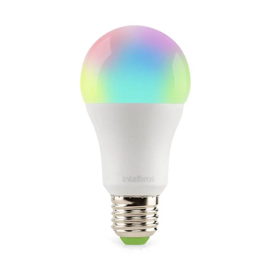 Dispositivo Inteligente Smart Lampada WiFi EWS 410 Intelbras