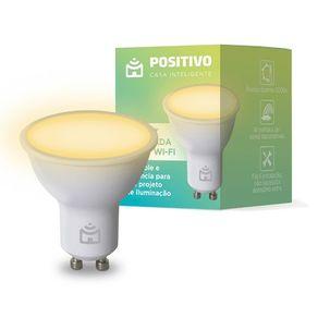 Dispositivo Inteligente Smart Lampada Spot Dicroica Wifi Positivo
