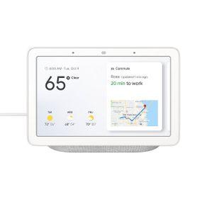 Assistente Google Home Hub Wifi Bluetooth GA00516-US Cinza Google