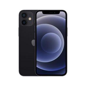 iPhone 12 Mini 256GB Preto MGE93BZ/A Apple