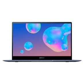 "Notebook Galaxy Book S Intel Core i5-L16G7 1.4 GHz 8GB HD 256G SSD 13.3"" LED FULL HD Touch Windows 10 Home Cinza Samsung"